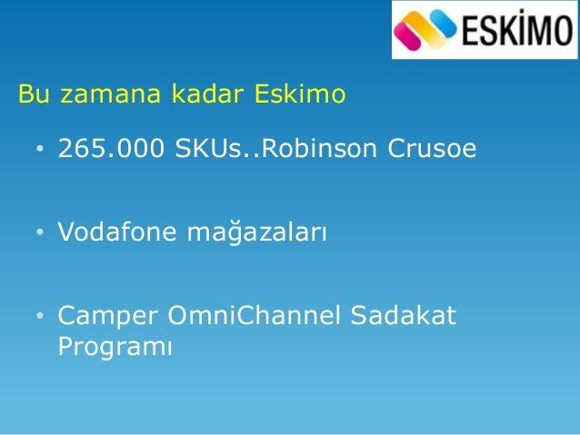 Eskimo Commerce Suite mağazadan e- ticarete kadar bütün özellikleriyle hazır olarak geliyor. Fakat hazırdaki mevcut sistem...