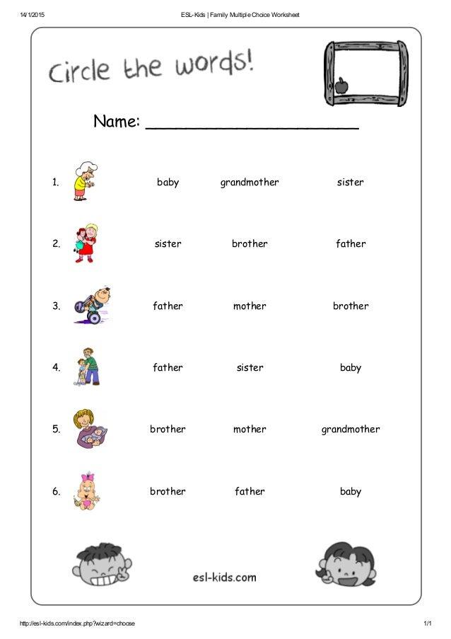 Grade 1 Worksheets as Children Learning Exercise | Printable Shelter