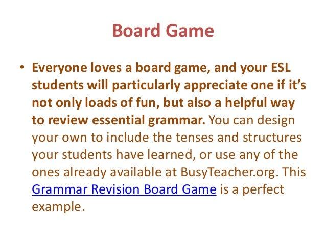 ESL Games World - Free ESL Fun Games, Interactive Grammar ...