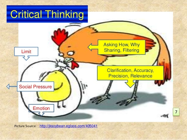 research on critical thinking in the classroom