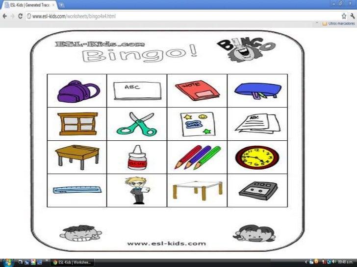 En la pagina 3empezaras aorganizar tuplan de clase.