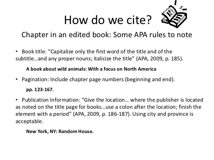 cite an essay from a textbook How to properly cite sources in an essay the most important rule of citation is to accompany the quote with reference to a certain source from the list of used.