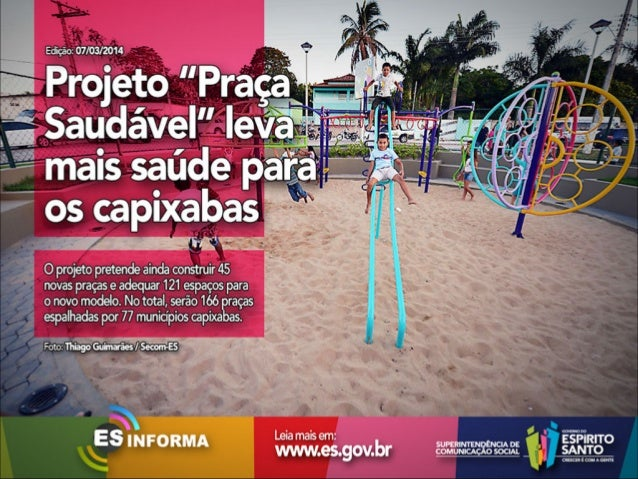 Es Informa Mídia - 07 de março de 2014