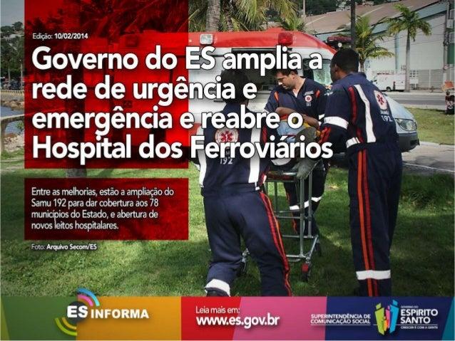 Es Informa Midia - 10 de fevereiro de 2014