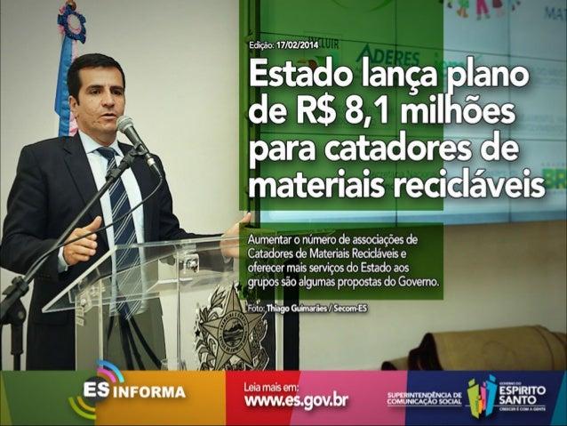 Es Informa Midia - 17 de fevereiro de 2014