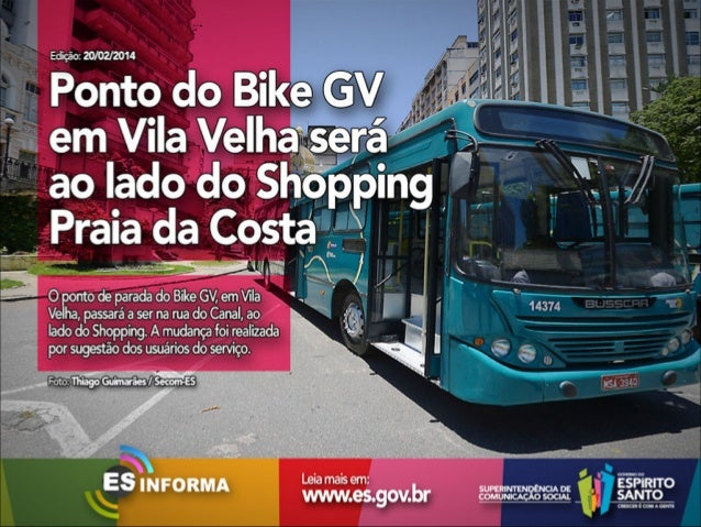 Es Informa Mídia - 20 de fevereiro de 2014