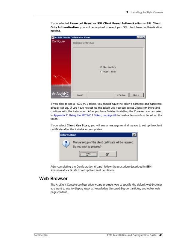 Esm install guide_6 0c