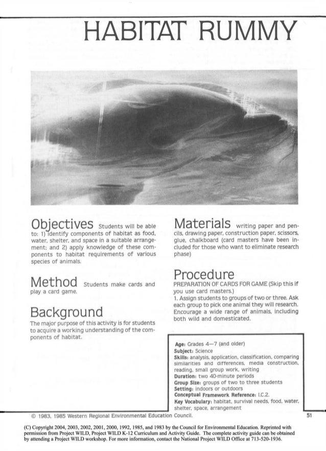 Endangered guide paper research species teacher