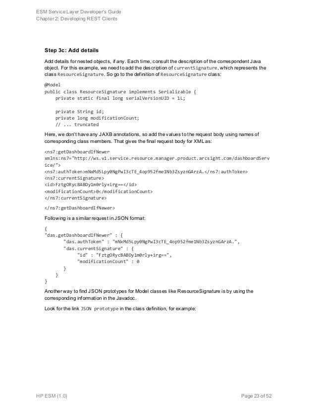 ESM_ServiceLayer_DevGuide_1 0 pdf