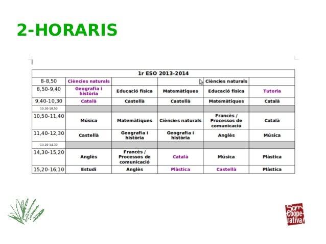 2-HORARIS