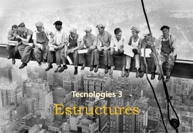 Estructures Tecnologies 3