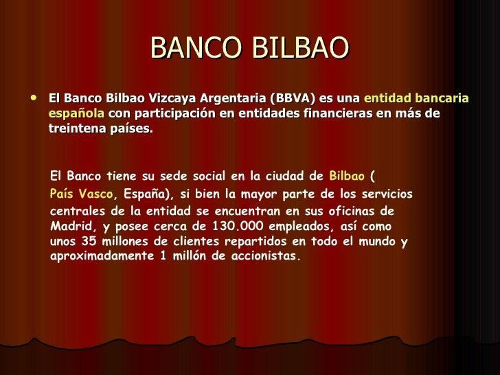 Bancos y empresas del siglo 19 for Oficinas banco bilbao