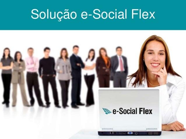Solução e-Social Flex