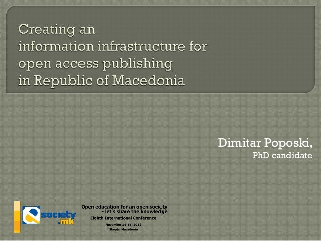 Dimitar Poposki,     PhD candidate