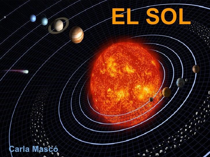 EL SOL Carla Mascó