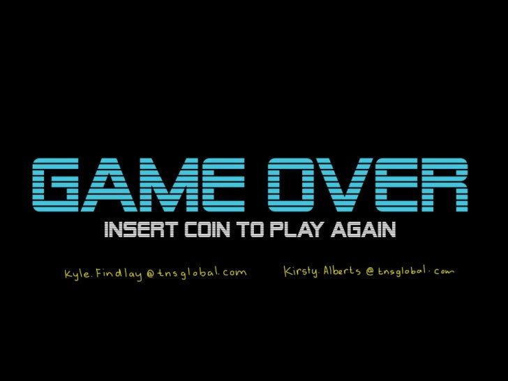 Gamification: How Effective Is It? Slide 43
