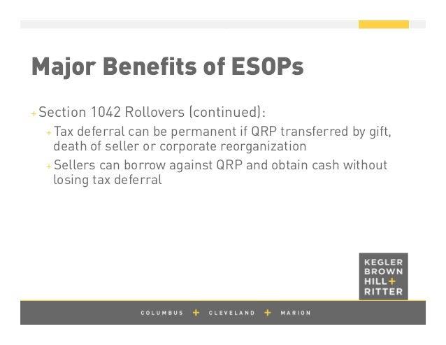 ESOP Business Model