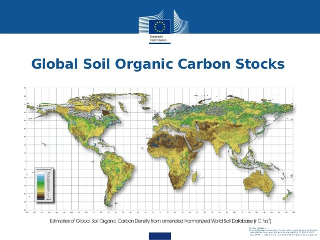 Towards targeted global and regional soil information for Soil organic carbon