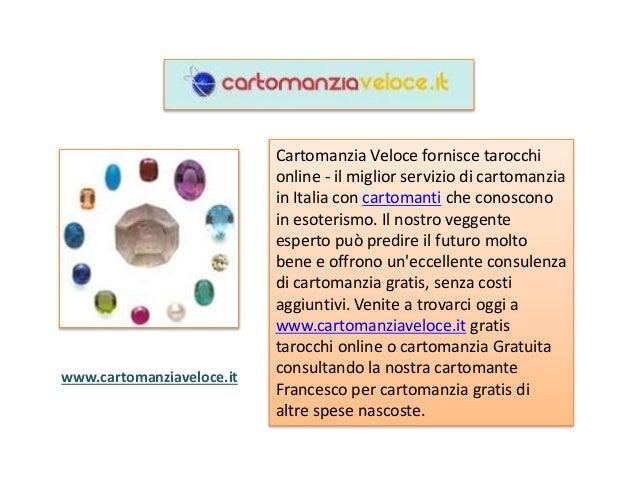 Cartomanzia Veloce fornisce tarocchi online - il miglior servizio di cartomanzia in Italia con cartomanti che conoscono in...