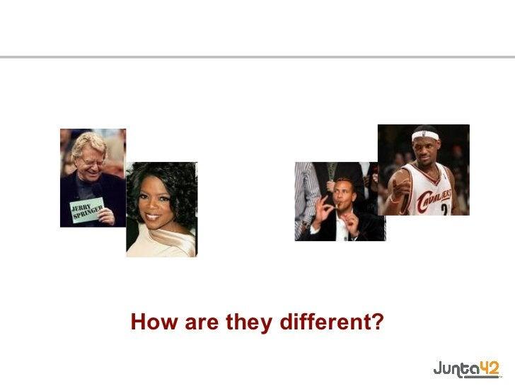 <ul><li>How are they different? </li></ul>