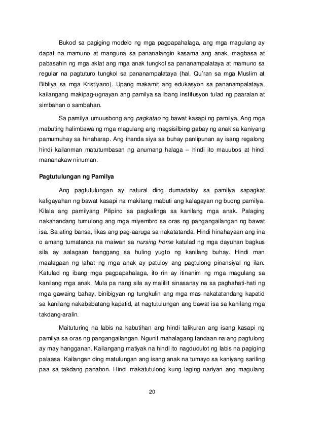 20 Bukod sa pagiging modelo ng mga pagpapahalaga, ang mga magulang ay dapat na mamuno at manguna sa pananalangin kasama an...