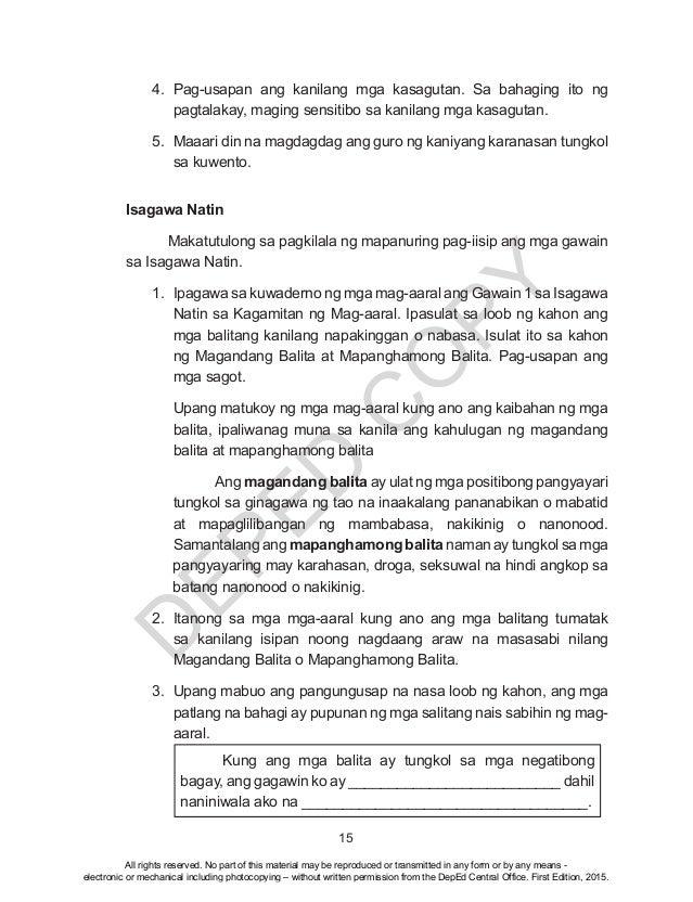 epekto ng salitang balbal sa mga mag aaral Ano kaya ang epekto nito sa mga mag-aaral ay madalas gamitin ng mga mag-aaral sa epekto ng pagkasanay sa paggamit ng salitang balbal sa mga.
