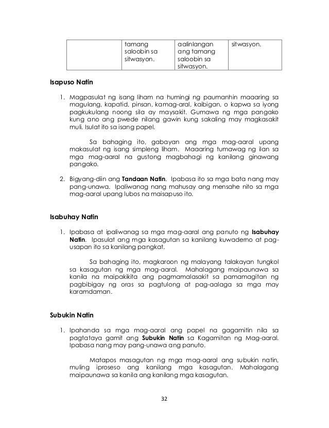 Grade 3 EsP Teachers Guide