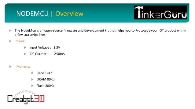 Wi-Fi Esp8266 nodemcu