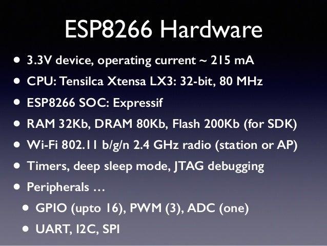 NodeMCU ESP8266 workshop 1 Slide 3