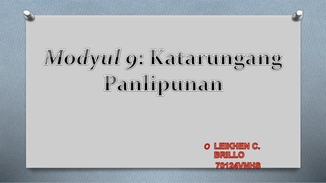 Panuto: Gumawa ng pagtatasa kung anong mga palatandaan ng pagiging makatarungang tao ang taglay mo sa iyong sarili sa kasa...