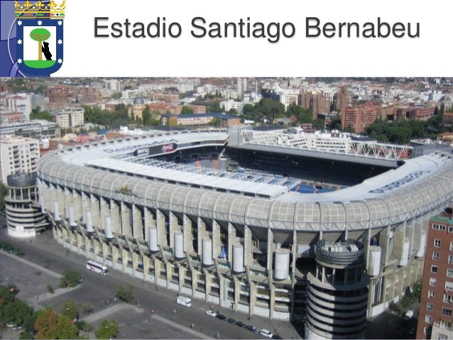 Espa a madrid for Puerta 44 bernabeu
