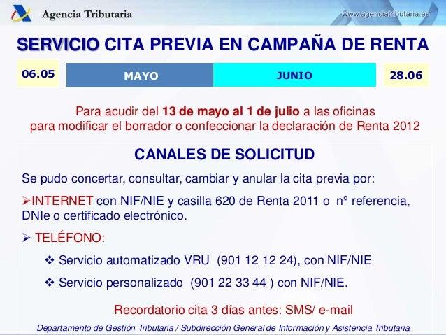 Presentaci n pa s espa a servicio de cita previa for Oficina de treball cita previa