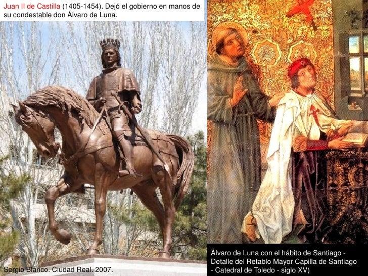 Resultado de imagen de fuerzas del Condestable Don Álvaro de Luna