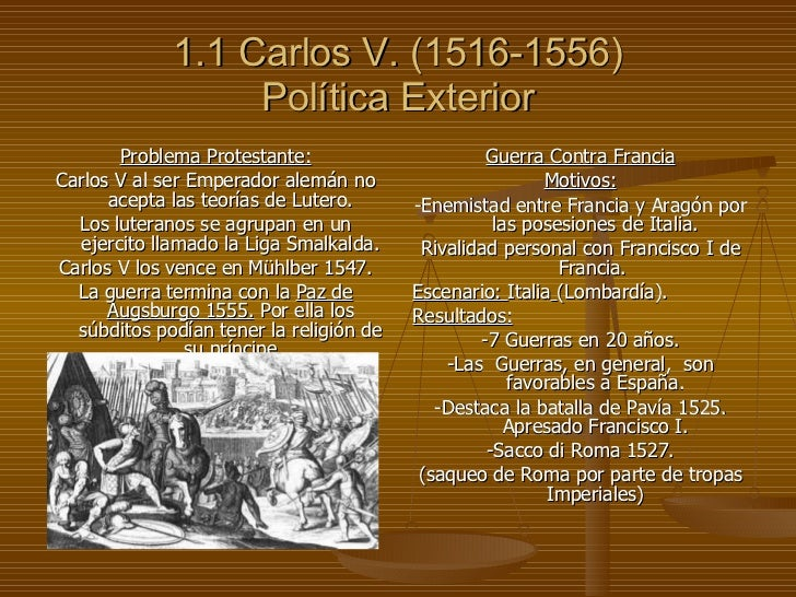 Espa a y europa siglo xvi xvii for La politica exterior de espana