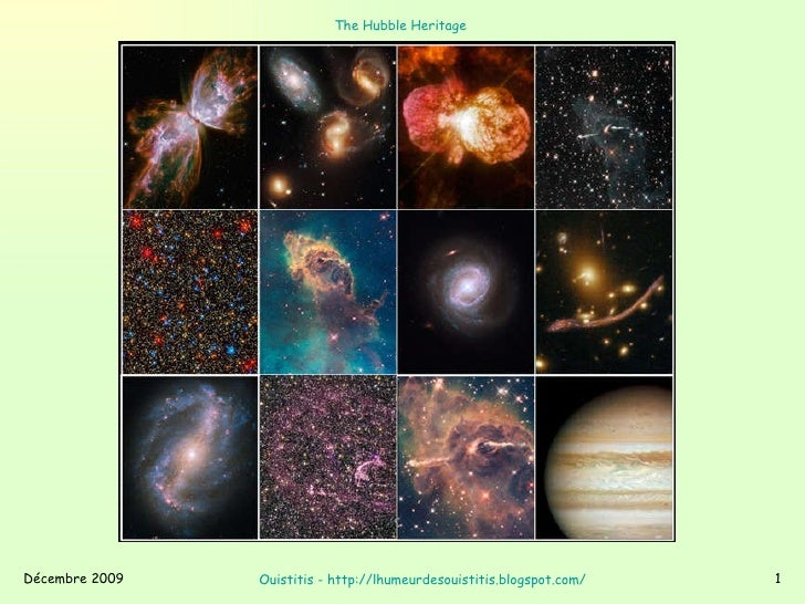 The Hubble  Heritage