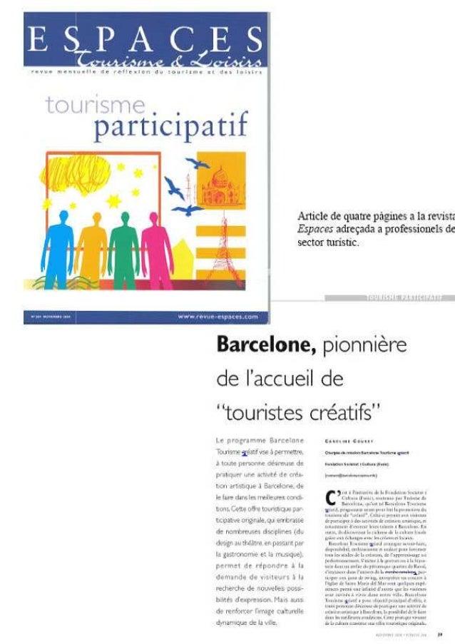 Tourisme participatif