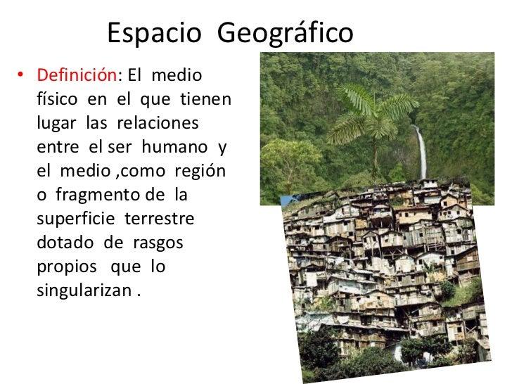 Espacio geografico for Cuales son las caracteristicas de un mural