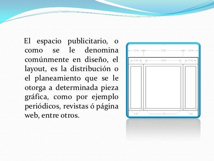 ETAPAS  Dentro de las etapas del espacio publicitario  encontramos las siguientes:          Miniaturas          Boceto    ...