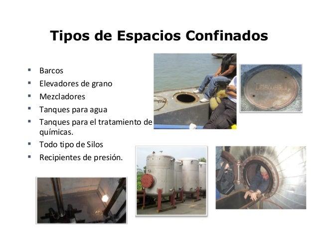 Espacios confinados ventilaci n allegro - Tipos de espacios ...
