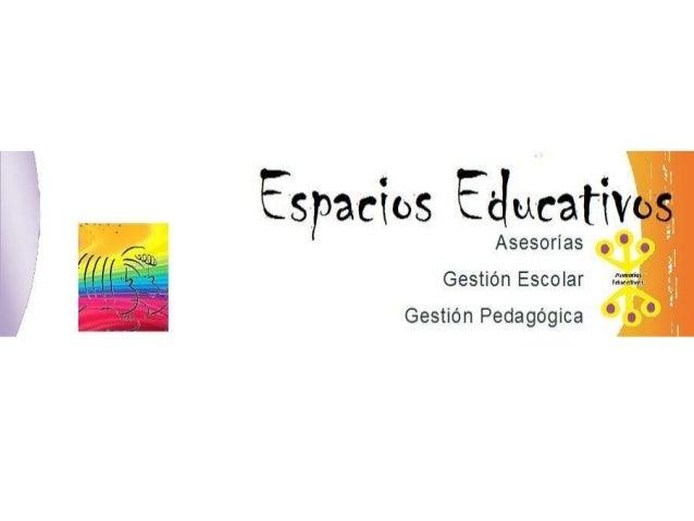 GESTIÓN ESCOLARMODELO:PARTICIPATIVO - INTEGRAL - HOLÍSTICO