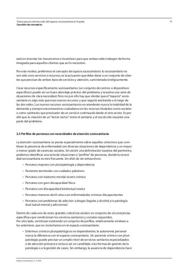 Antares Consulting S. A. © 2010 14 está en inventar los mecanismos e incentivos para que ambas redes trabajen de forma int...