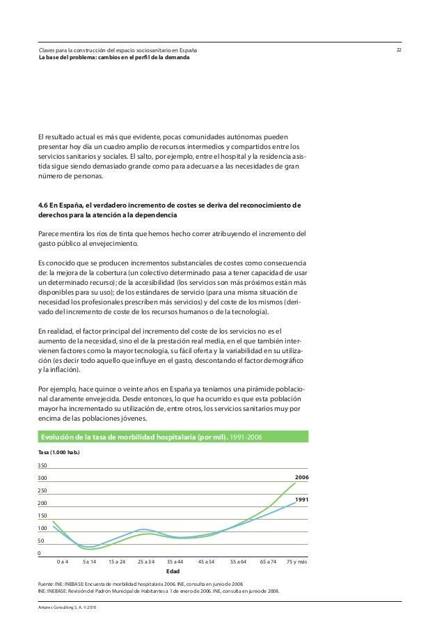 Antares Consulting S. A. © 2010 22 El resultado actual es más que evidente, pocas comunidades autónomas pueden presentar h...