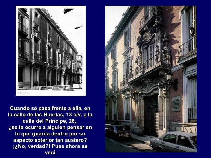 Espana Palacio Santona En Madrid Slide 2