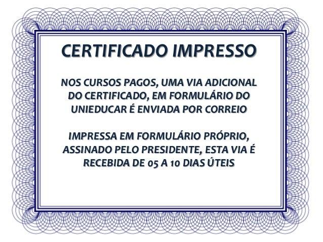 Slides Curso Online Espanhol