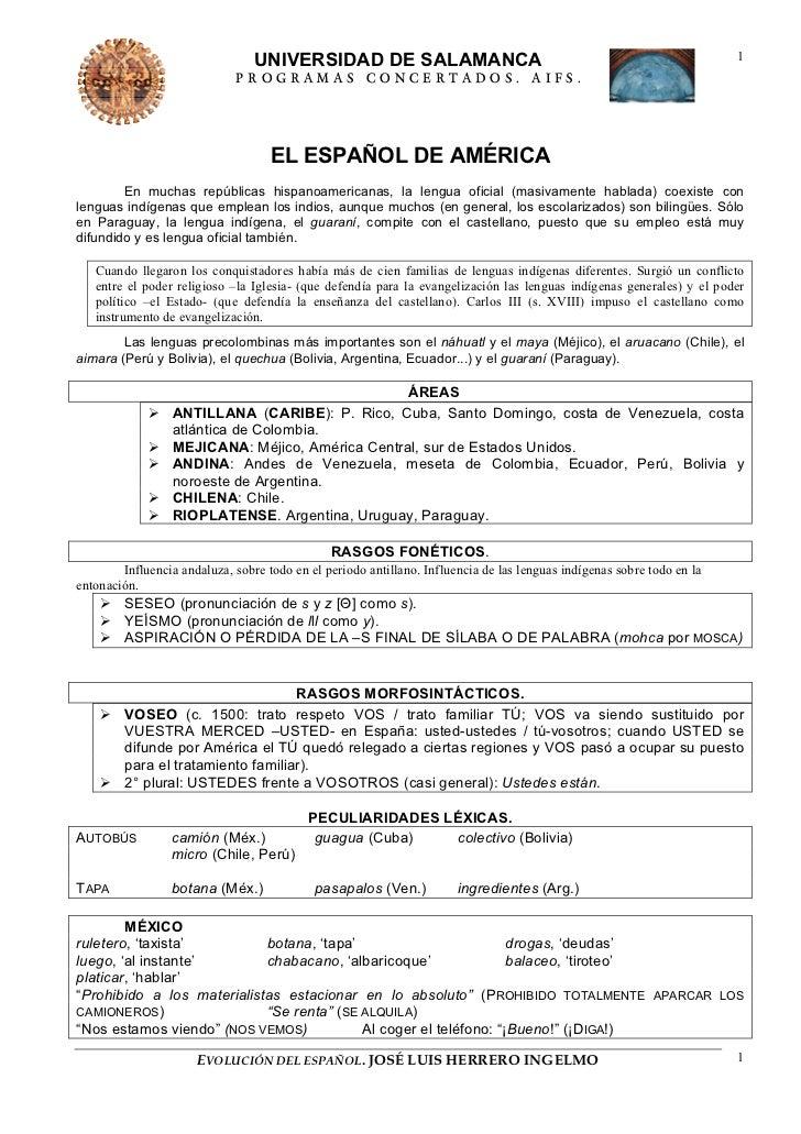 UNIVERSIDAD DE SALAMANCA                                                               1                             PROGR...