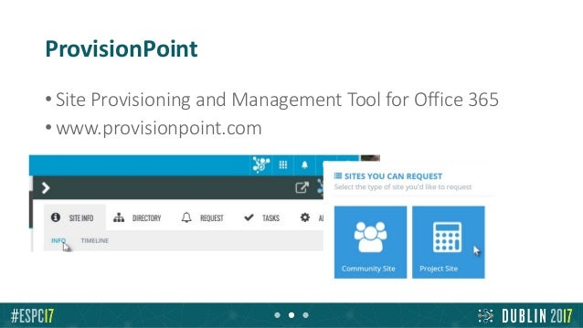 ESPC17 - Rethinking Document Management in Office 365 Slide 3