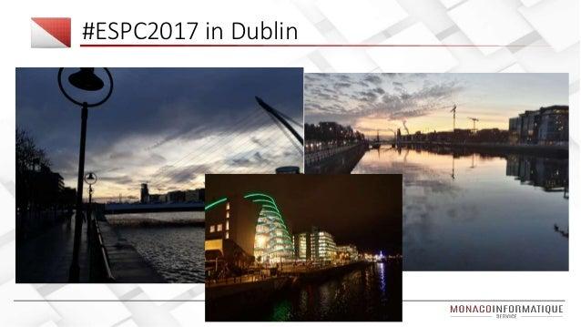 European SharePoint Conference 2017 Summary Slide 2