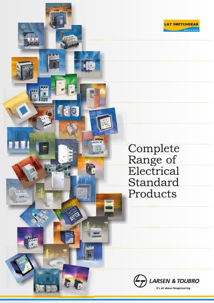 Electrical Standard Products Catalogue