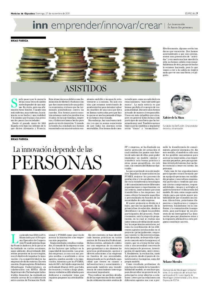 Noticias de Gipuzkoa Domingo, 27 de noviembre de 2011                                                                     ...