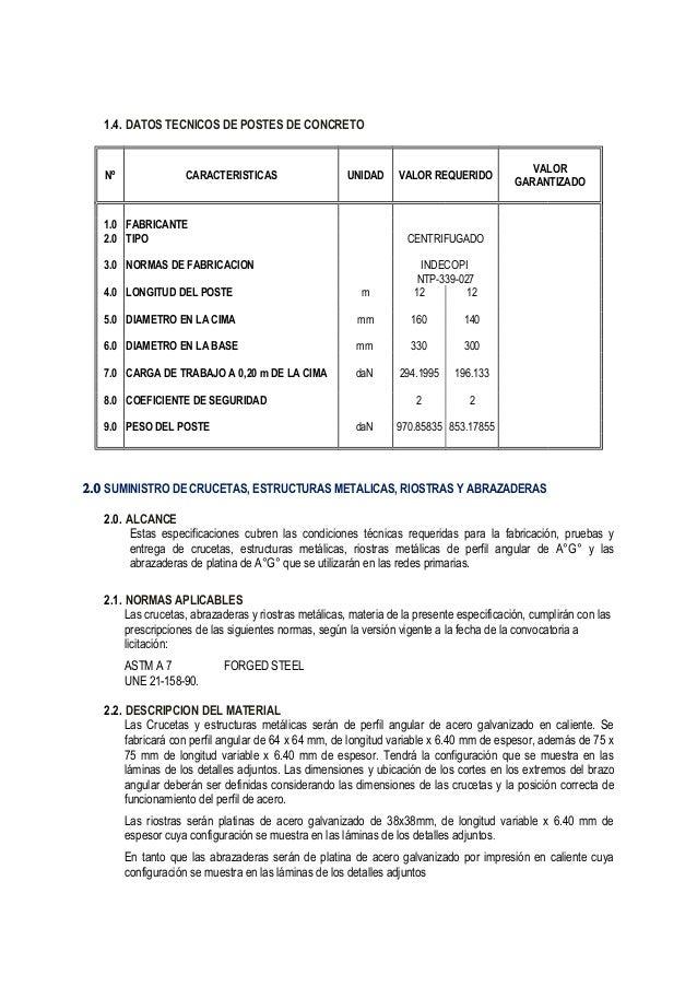 Dorable Técnicas Estructura De Postes De Metal Cresta - Ideas de ...